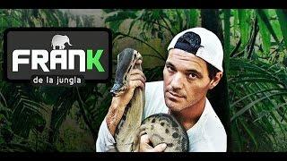 Frank i dżungla - Smok z Komodo, największy gad na świecie [Lektor PL]