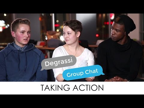 Degrassi Group Chat: Taking Action