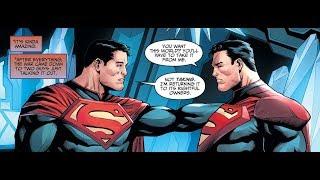 Superman vs Superman - The End of Injustice