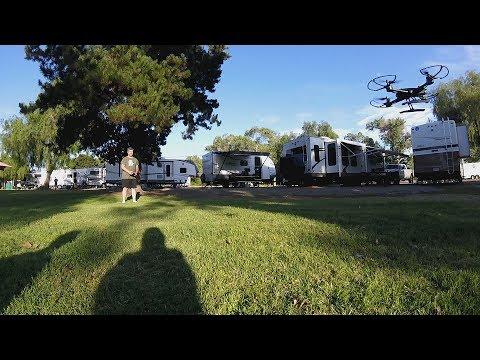 RV camping @ Admiral Baker RV Park (1 of 3)