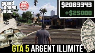 GTA 5 // Avoir de l'ARGENT EN ILLIMITÉ ! (Sans Cheats) - Grand Theft Auto 5 | FPS Belgium