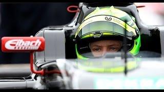 Сын Михаэля Шумахера выступит в чемпионате Формулы-4 (новости)