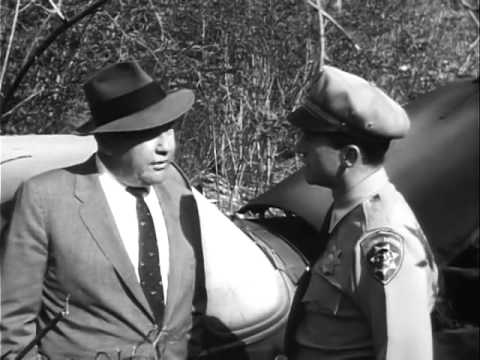 Highway Patrol 26 in Dead Patrolman