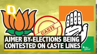 Congress & BJP Resort to Caste Based Politics in Ajmer By-Polls  The Quint