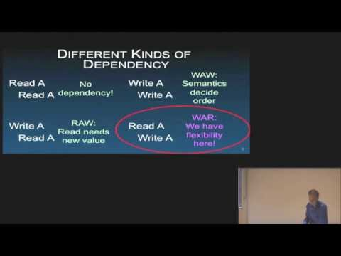Srini Devadas: Time Traveling Hardware and Software Systems