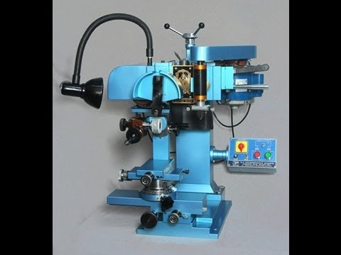 Jewellery making machine bangle cutting machine faceting