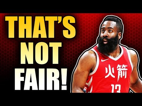 NBA Legends Don't Like James Harden's Step Back