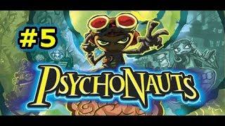 Psychonauts [] Part 5