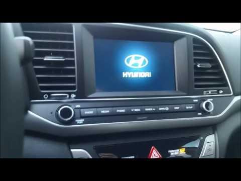 Hyundai Apple CarPlay demo | Doovi