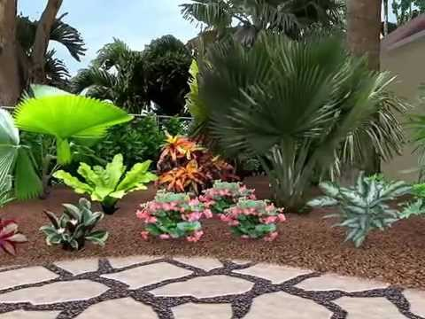 EILEEN G DESIGNS Florida Landscape Design And Consulting YouTube Simple Florida Garden Design