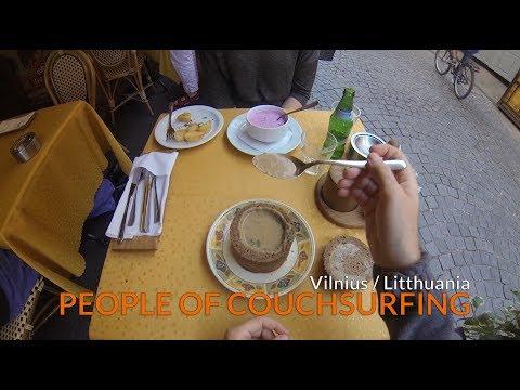 Vilnius, Lithuania's Capital | Kevin's Vlog Ep. 7
