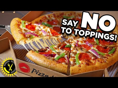 Food Theory: STOP Ordering Your Pizza Like This! - The Food Theorists