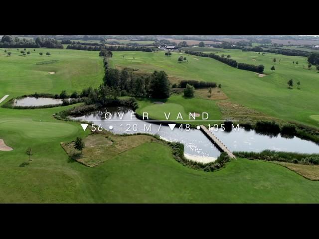 Hul 18 • Aabenraa Golfklub