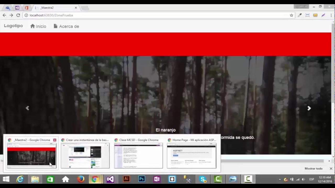 Diseño de Plantillas Layout - YouTube