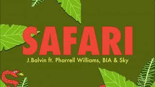 j Balvin ft. Pharrell williams Safari remix (Salva ramirez DJ