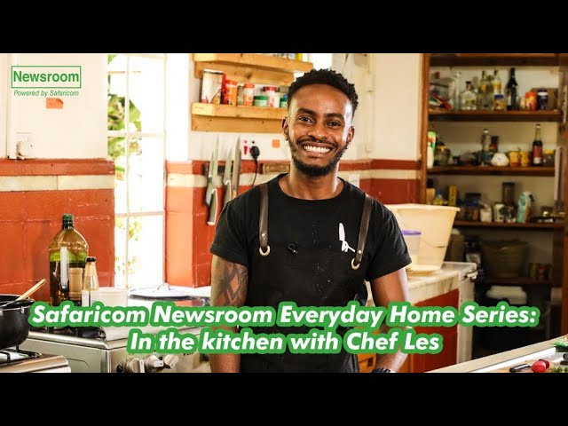 Everyday Home: Cooking with Chef Les