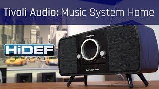 Tivoli Audio's Music System Home
