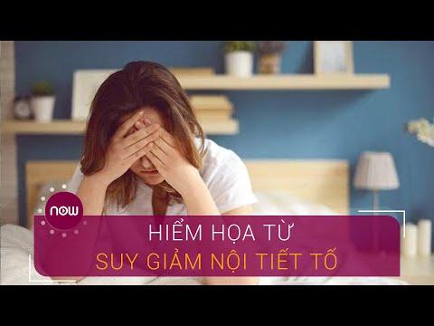 Suy giảm nội tiết tố nữ: Hậu quả khó lường | VTC Now