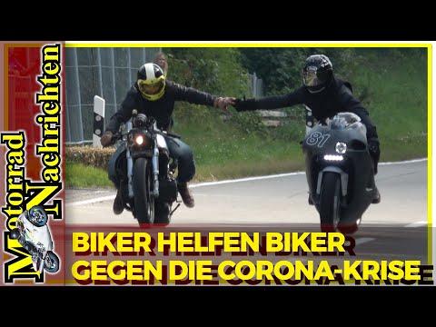 Biker helfen Biker