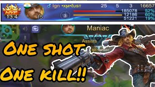 The Most Underrated Marksman - CLINT | Mobile Legends