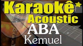 Baixar Kemuel, Ton Carfi - Aba (Karaokê Acústico) playback