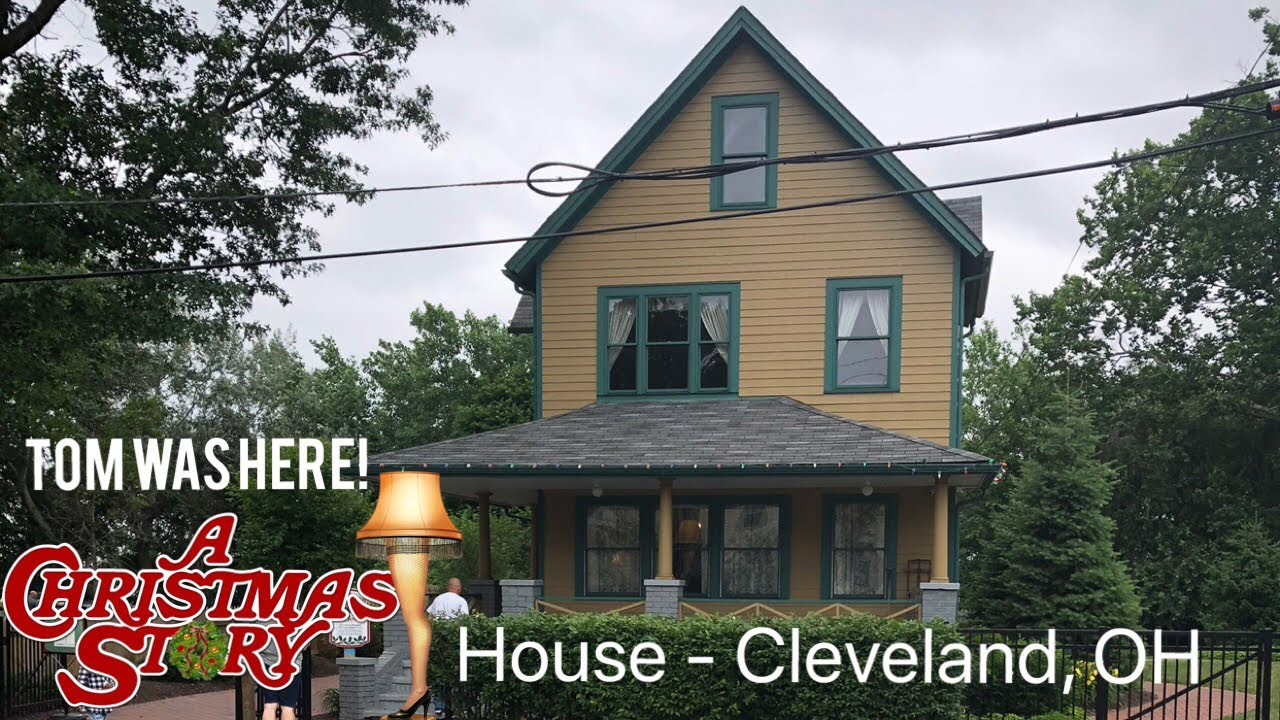 tom was here a christmas story house cleveland oh june 2018