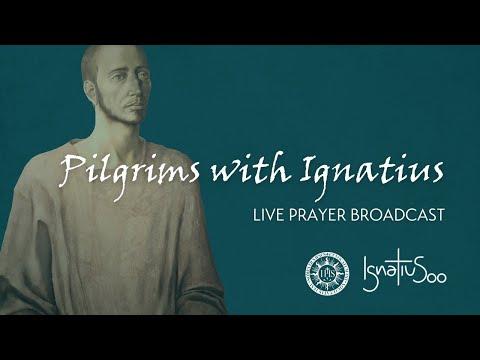 Pilgrims with Ignatius in English
