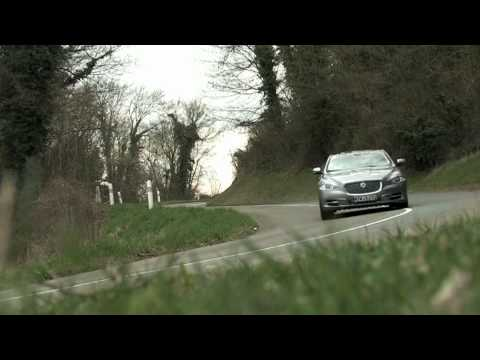 Jaguar XJ roadtest