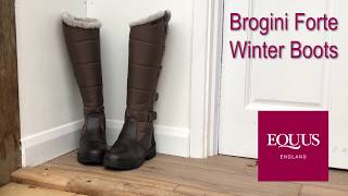 Brogini Forte Winter Boots