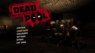 Deadpool | Challenge 01 W/ Alternate Black And Red Costume! [G…