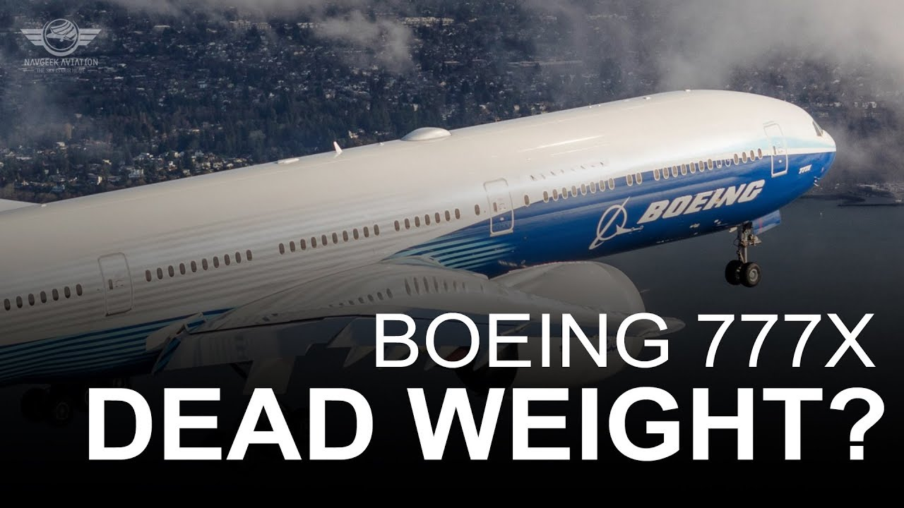 Why the future of the Boeing 777X is unclear