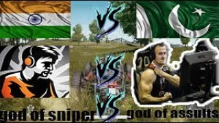 Dynamo gaming vs Pakistani Shroud | Indian PUBG gamer vs Pakistani PUBG gamer | PUBG mobile