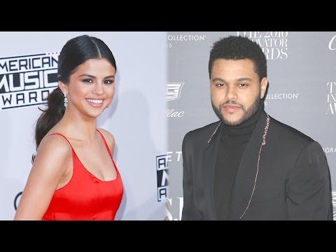 Selena Gomez Goes to Colombia to See The Weeknd | Splash News TV