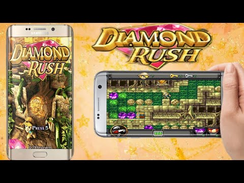 Diamond Rush In Android By Tech Shakib