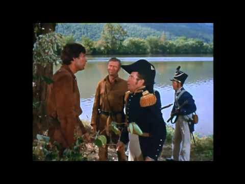 Disneyland   1 08   Davy Crockett  Indian Fighter   Part 1 of 4