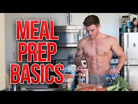 Beginners Guide to Meal Prep (SIMPLE & QUICK!)