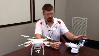 UAVs 101: Tour of an ag research drone