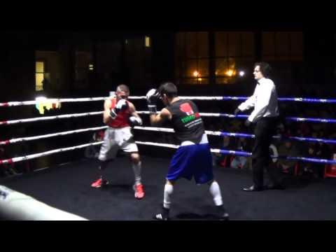 Boxeo Campeonato Bizkaia 2015