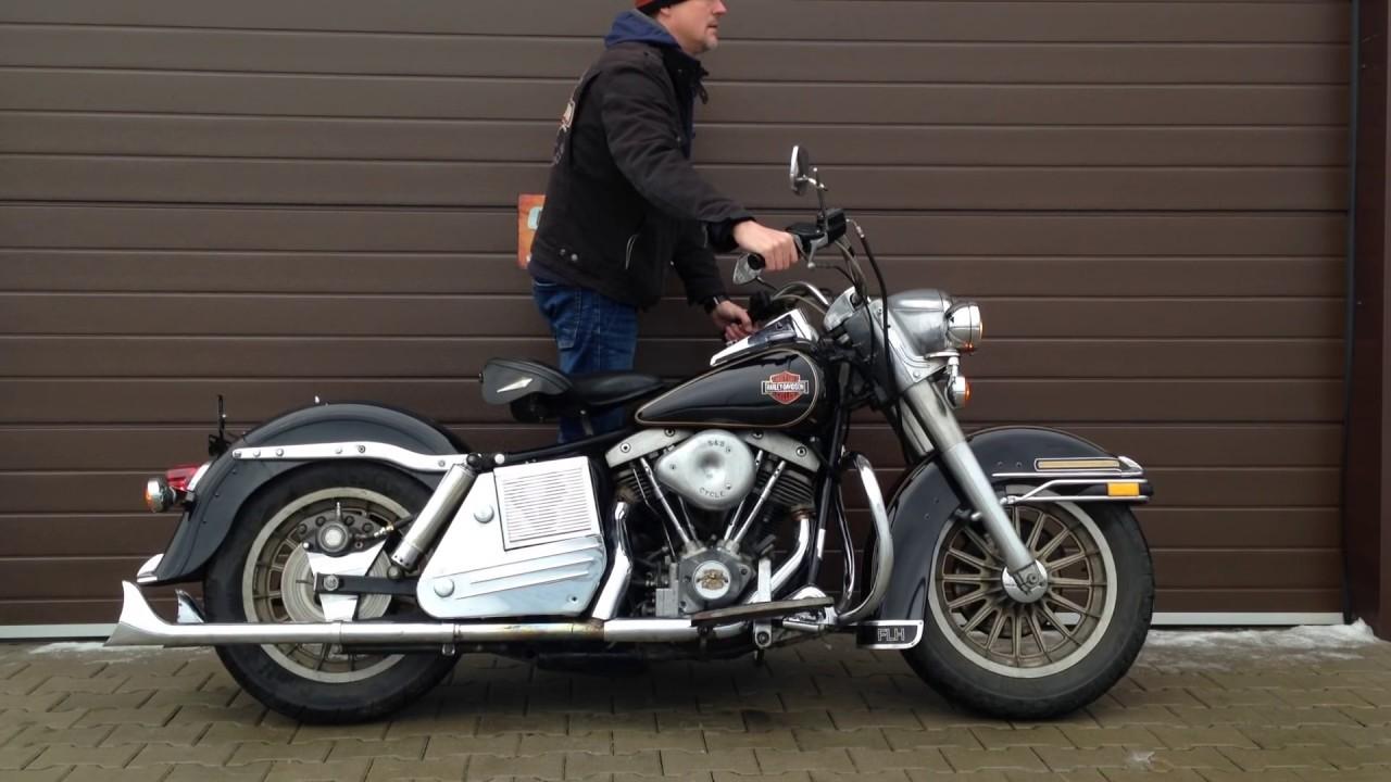 Harley Davidson Hydra Glide  For Sale