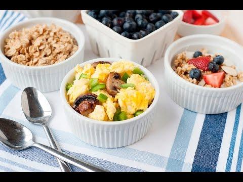 3 Healthy Back-to-School Portable Breakfast Ideas