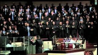 The Blood Still Works - Sung by 300 Black Men...