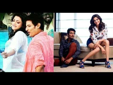 Hero Jeeva and Herione Kajal Telugu Speach...