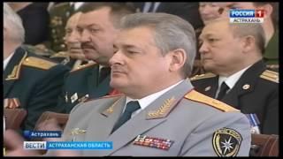 В Астрахани состоялся торжественный прием в честь защитников Отечества