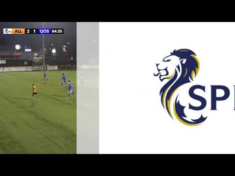 Alloa Queen Of South Goals And Highlights