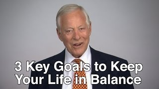 3 Key Goals to Keep Your Life in Balance