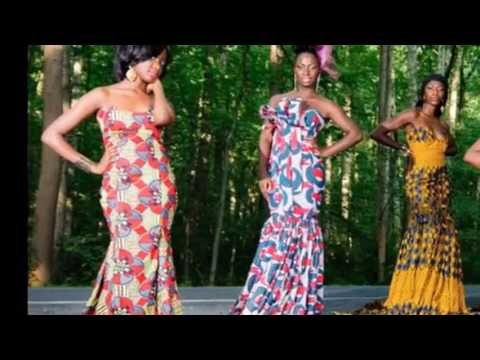 Wedding Dress Styles for African Women - YouTube