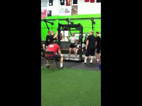 Josh Myers-Dean squat 6/8/13