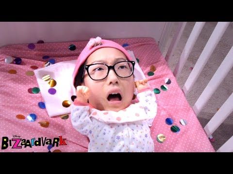 The Worst Lullaby Ever | Bizaardvark | Disney Channel