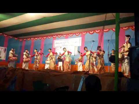 Bornil kaziranga  bihu  dance