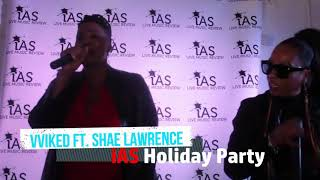 VViked Performing Live 2018 at the iAS Live Music Review Holiday Party 2018
